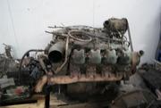 двигатель Mercedes Benz V8